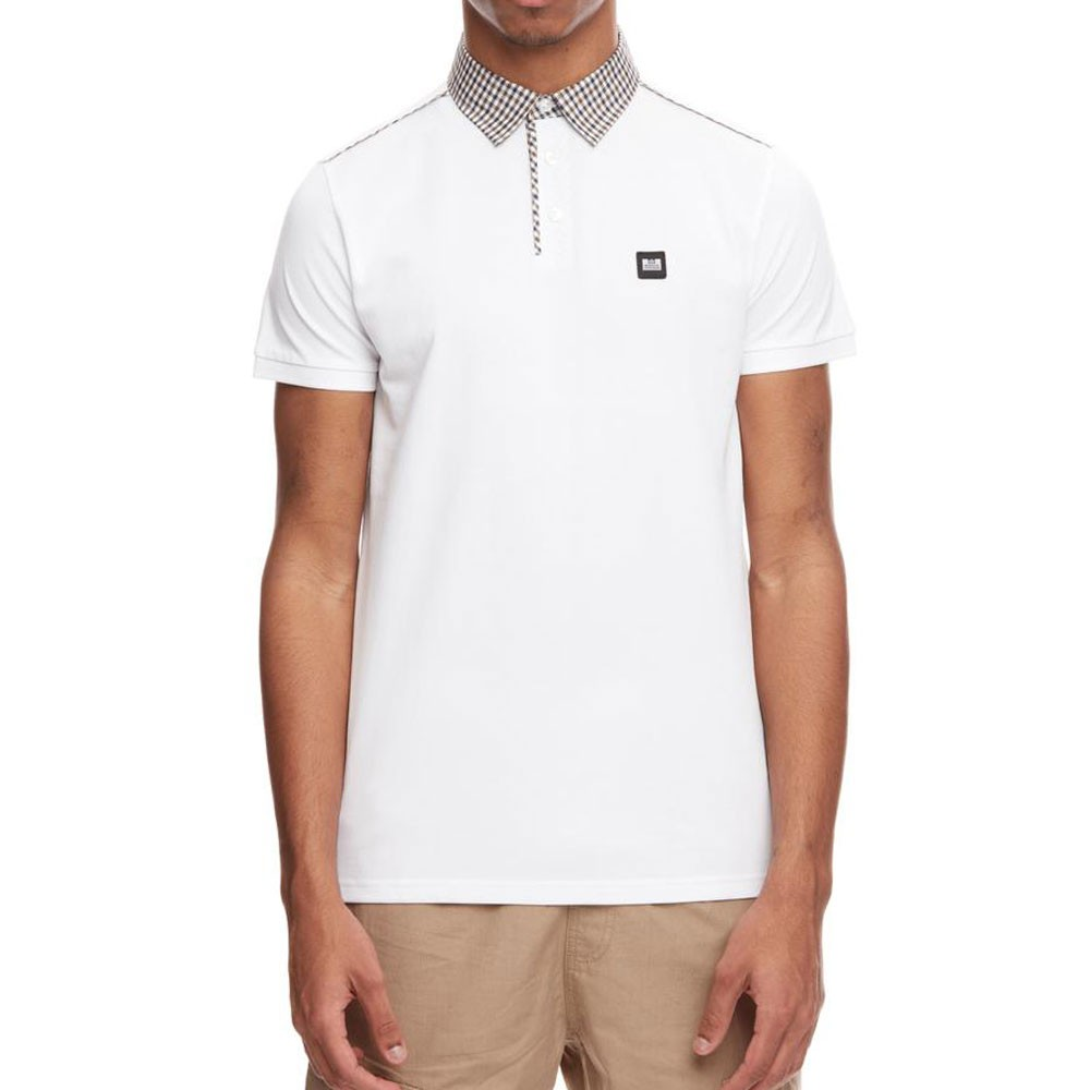 Diani Check Collar Polo Shirt main image