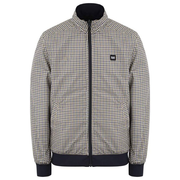 Weekend Offender Mens Blue Capricious Jacket main image