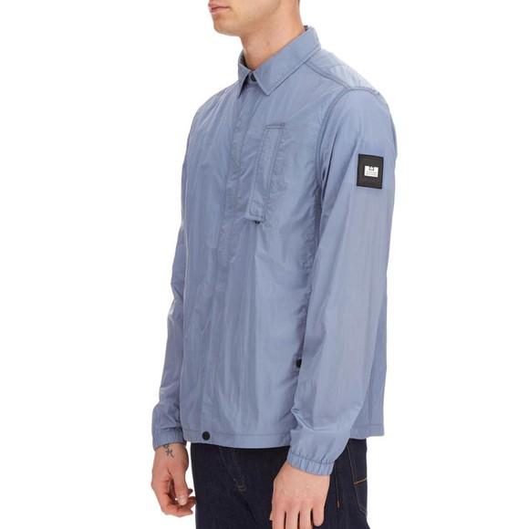 Weekend Offender Mens Blue Sovino Jacket