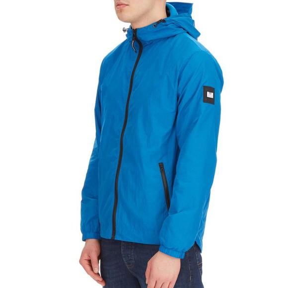 Weekend Offender Mens Blue Technician Jacket main image