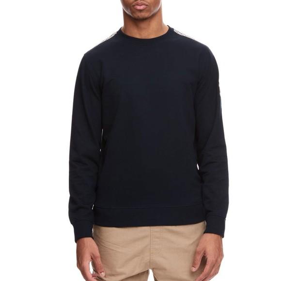 Weekend Offender Mens Blue Miho Sweatshirt main image