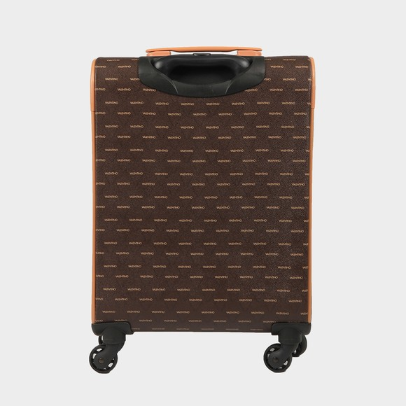 Valentino Bags Mens Brown Liuto Small Suitcase main image