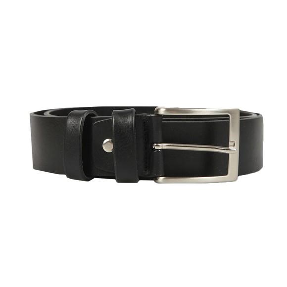Valentino Bags Mens Black Tatanka Belt