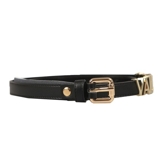 Valentino Bags Womens Black Emma Winter Belt