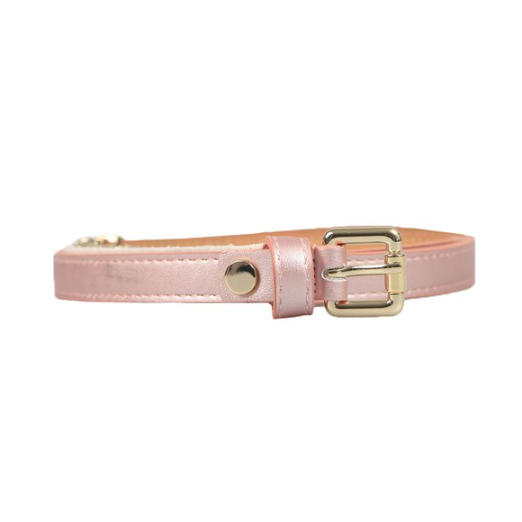 Valentino Bags Womens Pink Emma Winter Belt