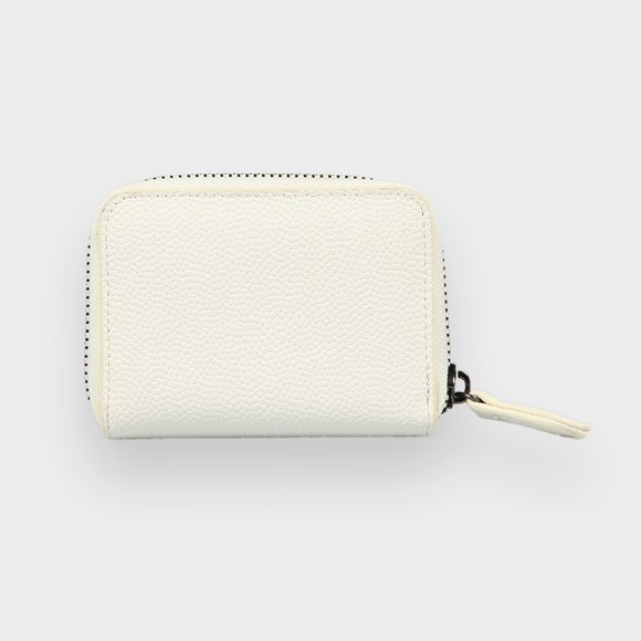 Valentino Bags Womens White Divina Coin Purse