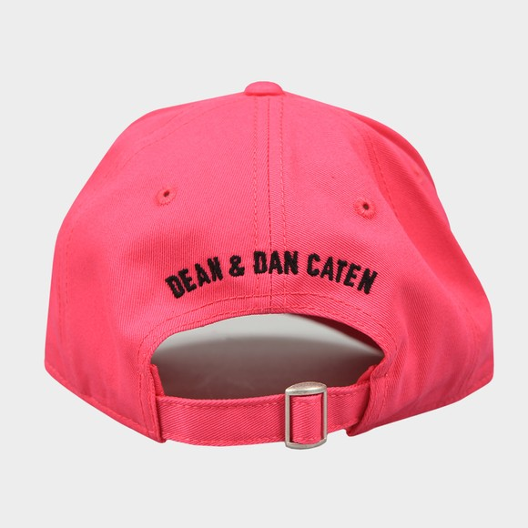 Dsquared2 Boys Pink Icon Hat main image