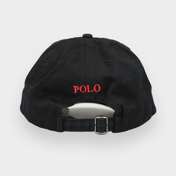 Polo Ralph Lauren Boys Black Boys  Basic Cap main image