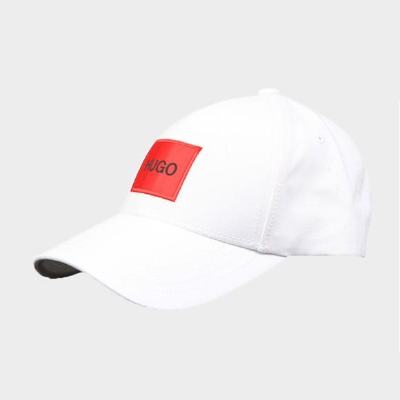 HUGO Mens White Cap X 576