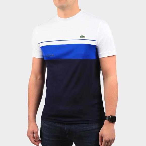 Lacoste Sport Mens Blue TH9561 T-Shirt