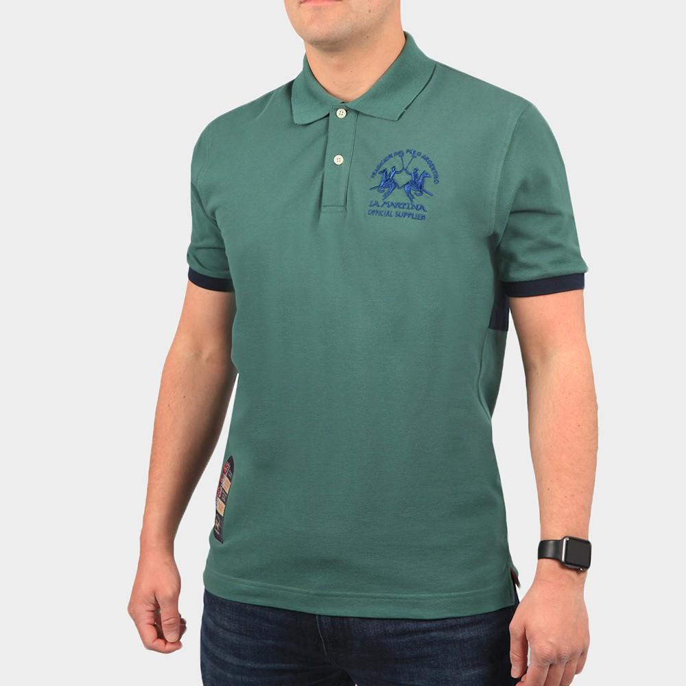 Large Logo Polo Shirt main image
