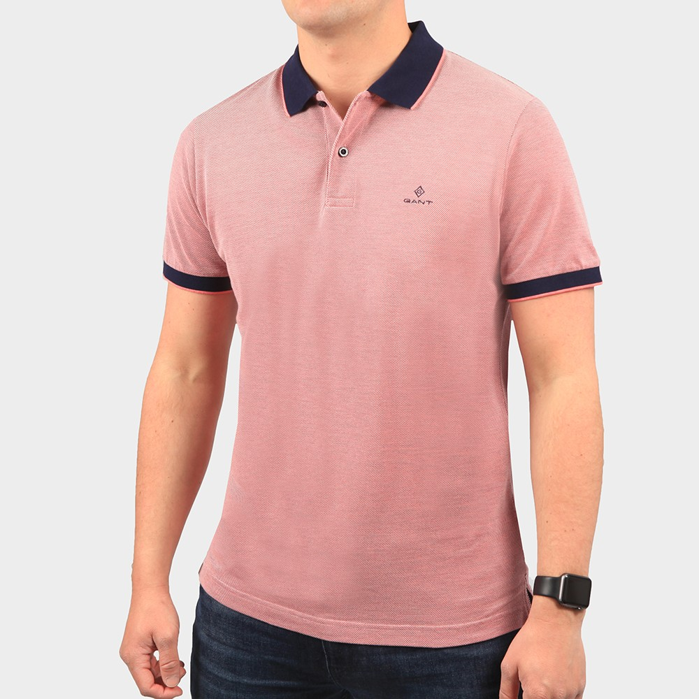 S/S Oxford Rugger Polo Shirt main image