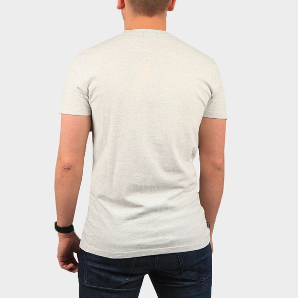 Superdry Mens White OL Vintage Embroidery T-Shirt main image