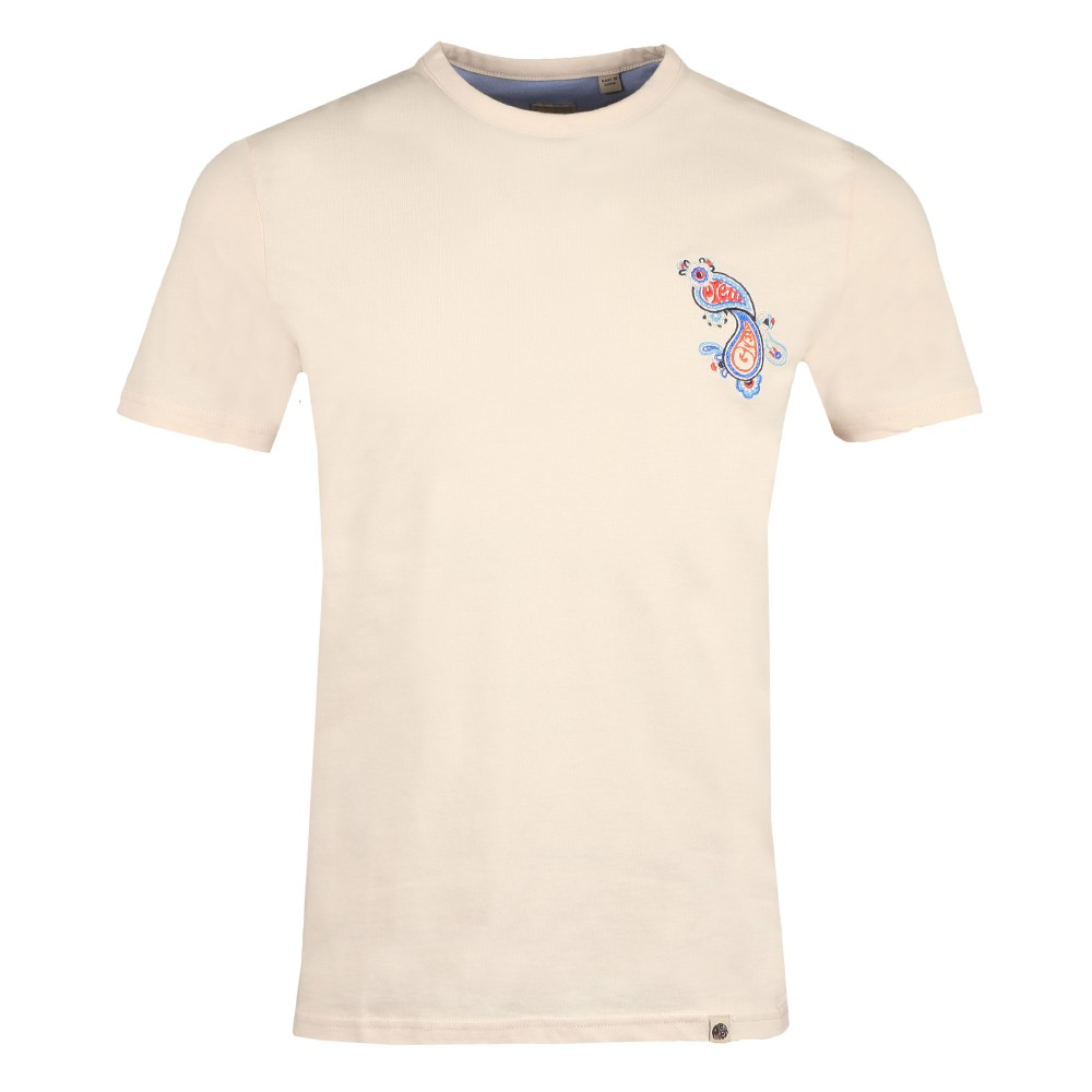 Marsham Paisley Chest T-Shirt main image