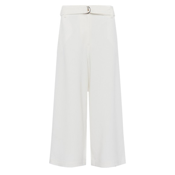 French Connection Womens White Indi Whisper Ruth Trouser