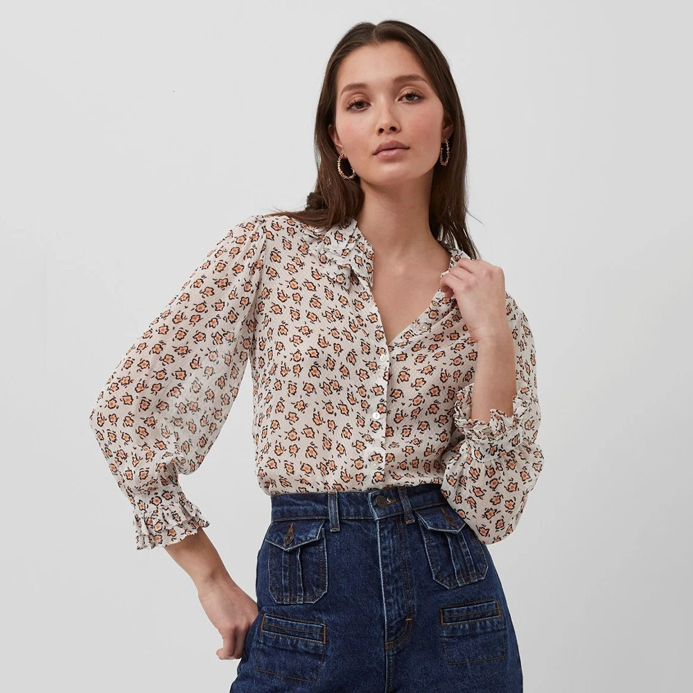 Aura Ditsy Dobbie Shirt main image