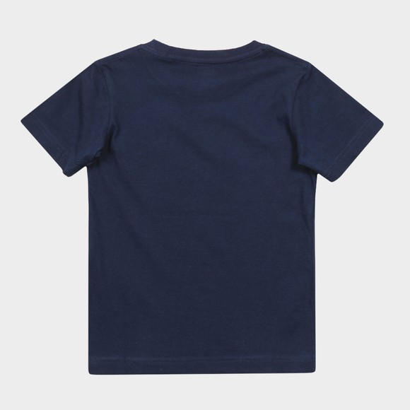 Levi's ® Boys Blue Batwing Chest Hit T-Shirt