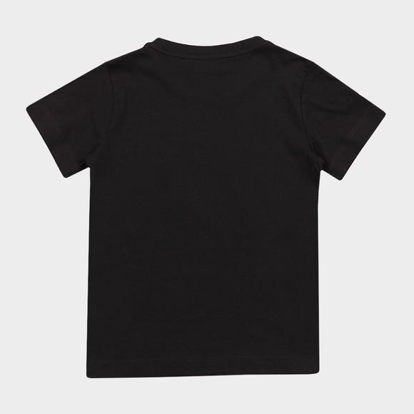 Emporio Armani Boys Blue Logo T Shirt