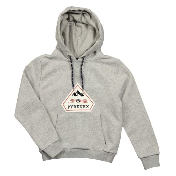 Pyrenex Boys Grey Matiu Hoody