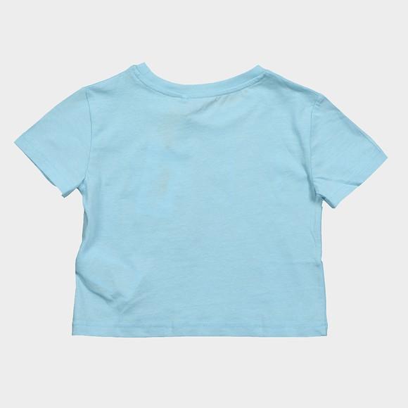 Elle Girls Blue Logo T Shirt