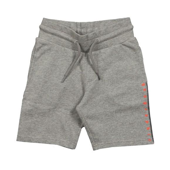Napapijri Boys Grey K Nadyr Jersey Short