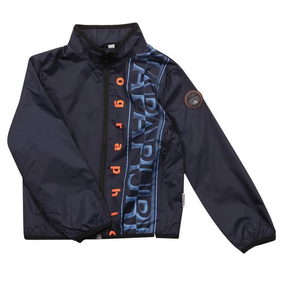 Napapijri Boys Blue K Adyr Jacket