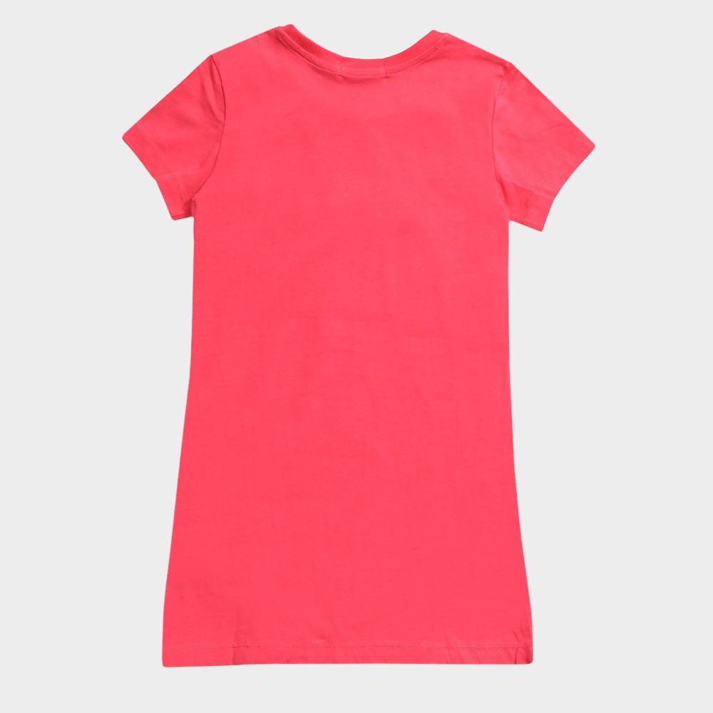 CK Repeat Foil T Shirt Dress main image