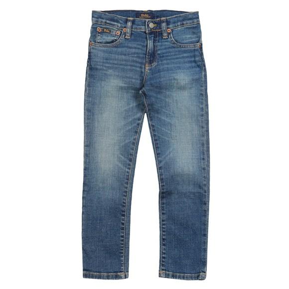 Polo Ralph Lauren Boys Blue Sullivan Slim Jean