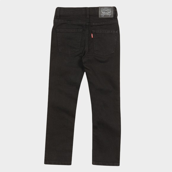 Levi's ® Boys Black 510 Skinny Fit Jean