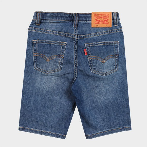 Levi's ® Boys Blue Slim Denim Shorts