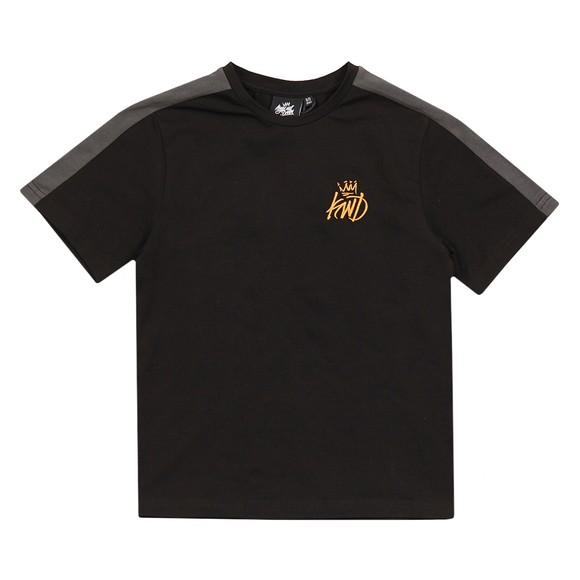 Kings Will Dream Boys Black Selside T Shirt