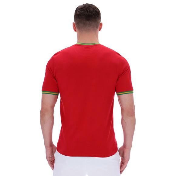 Fila Mens Red Flank Ringer T-Shirt main image