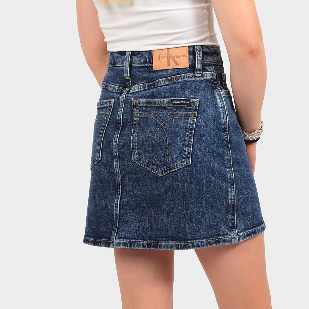 High Rise Mini Skirt main image