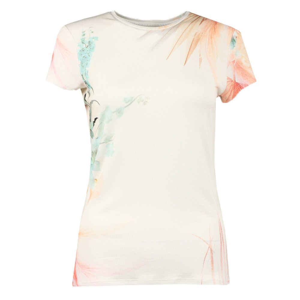 Serahna Printed Fitted T Shirt main image