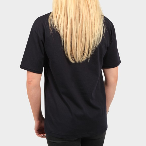 Fred Perry Womens Blue Crew Neck T Shirt main image