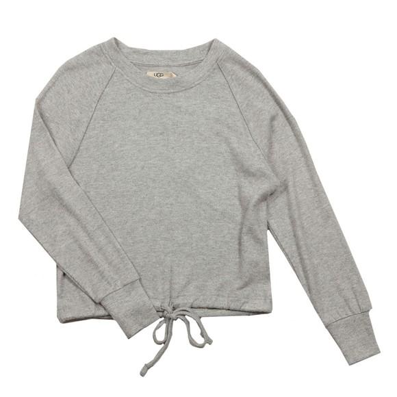 Ugg Womens Grey Gable Pyjama Set