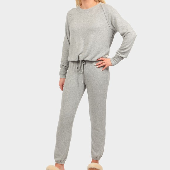 Ugg Womens Grey Gable Pyjama Set