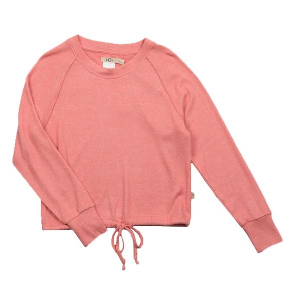Ugg Womens Pink Gable Pyjama Set
