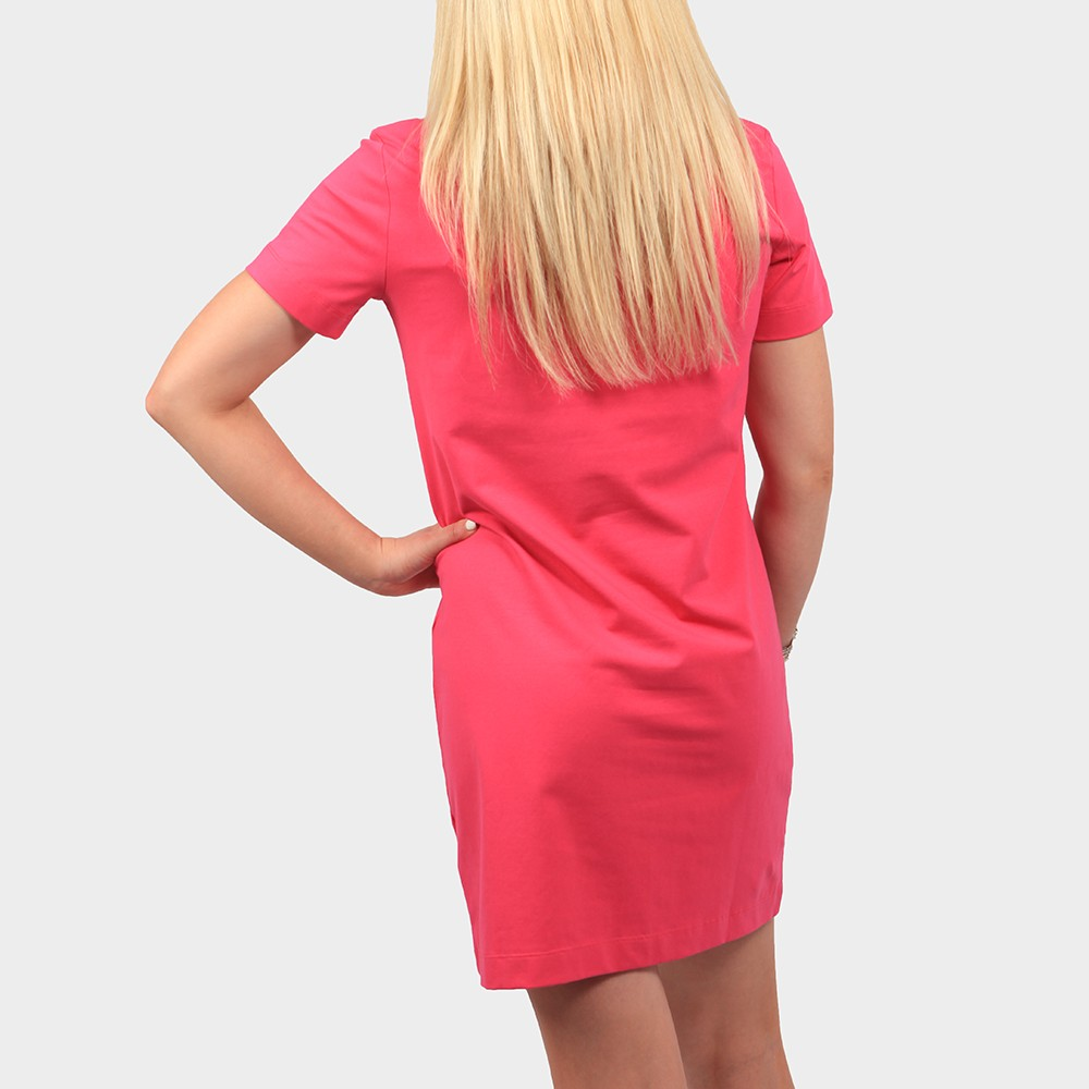 Micro Branding T-Shirt Dress main image