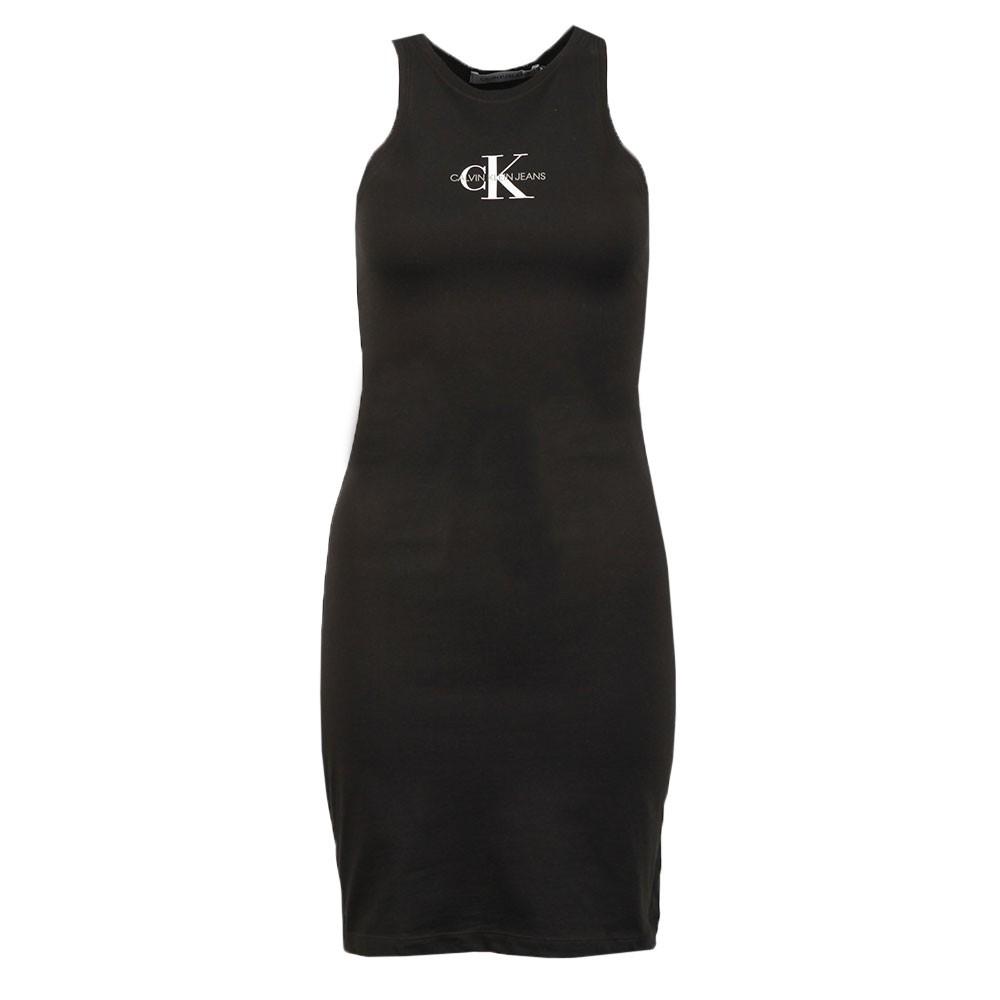 Monogram Tank Dress
