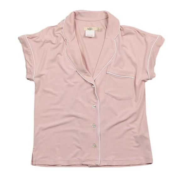 Ugg Womens Pink Amelia Pyjama Set