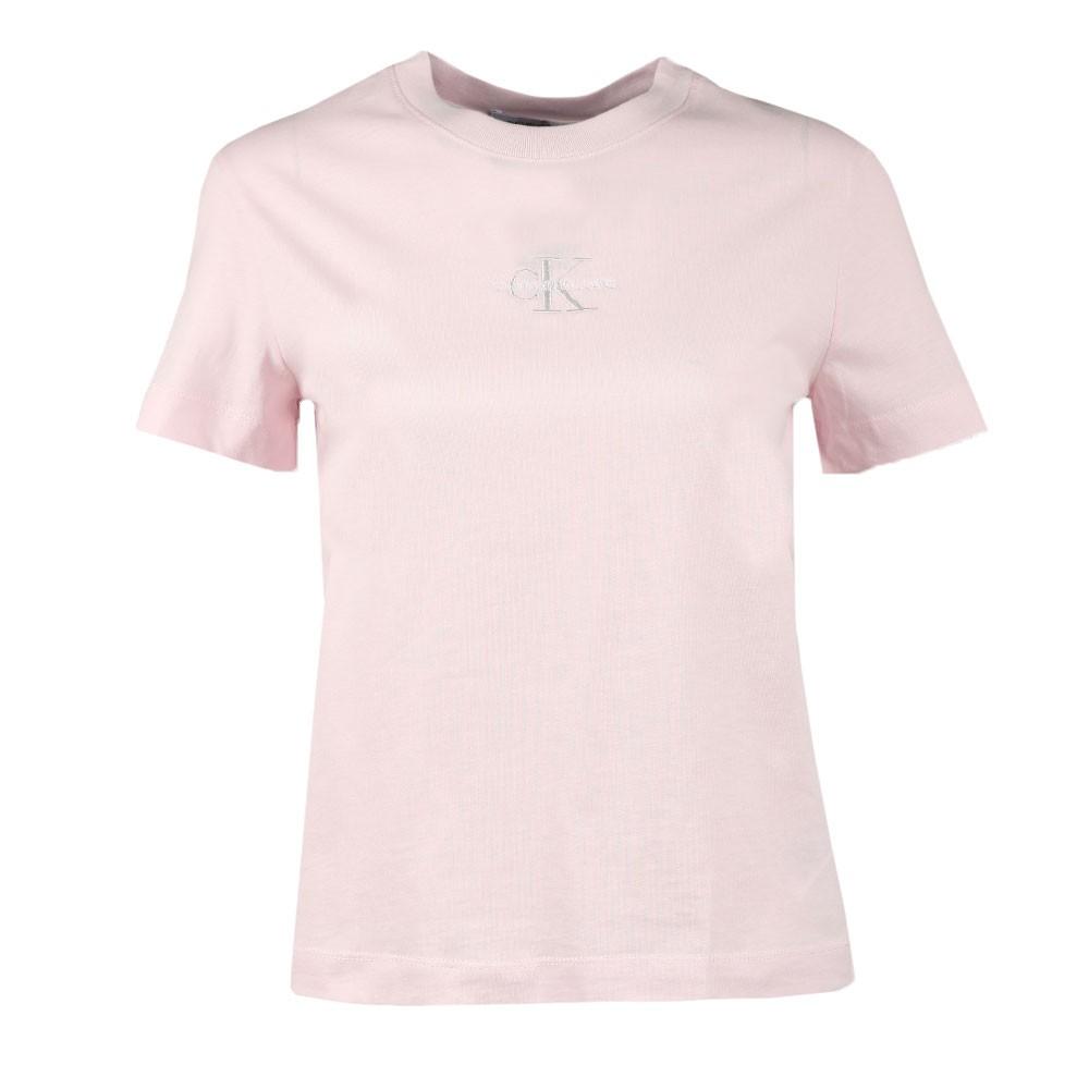 Monogram Logo T Shirt