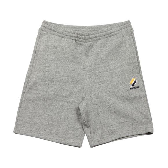 Superdry Mens Grey Essential Short