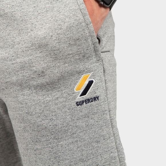 Superdry Mens Grey Essential Short main image