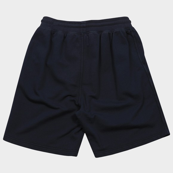 Colorful Standard Mens Blue Classic Organic Sweat Short main image