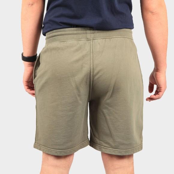 Colorful Standard Mens Green Classic Organic Sweat Short main image