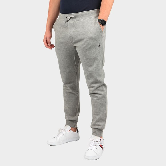Polo Ralph Lauren Mens Grey Double Knit Tech Jogger