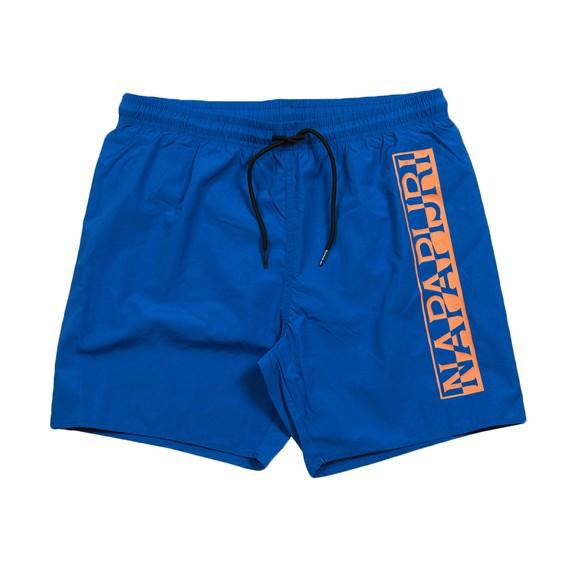 Napapijri Mens Blue Victor 1 Short