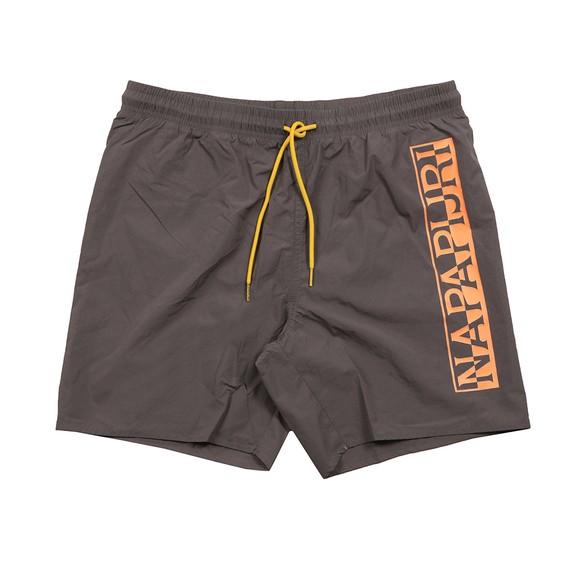 Napapijri Mens Grey Victor 1 Short