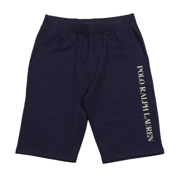 Polo Ralph Lauren Mens Blue Slim Sleep Short